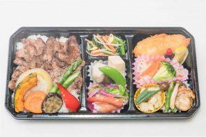 牛焼肉弁当 ¥1,300