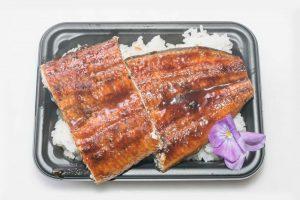 鰻重(国産) ¥3,000