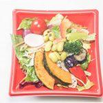 サラダ ¥500